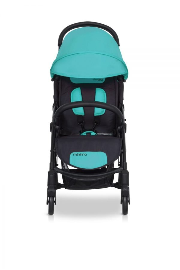 04-1 Euro Cart MINIMA PLUS Stroller Malachite