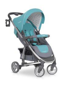 05-3 Euro Cart VIRAGE Stroller Malachite