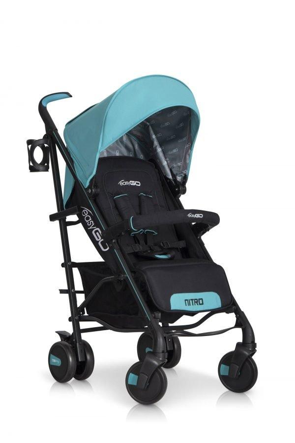 04-3 Euro Cart NITRO Stroller Malachite
