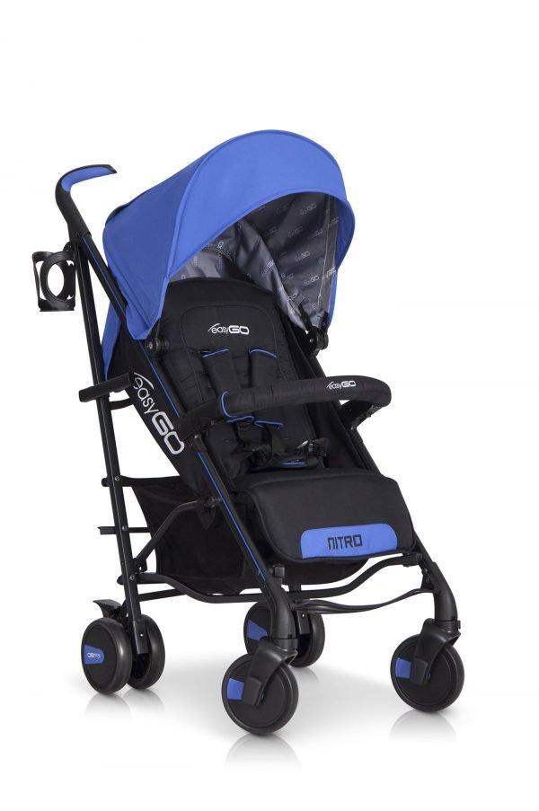 05-3 Euro Cart NITRO Stroller Sapphire