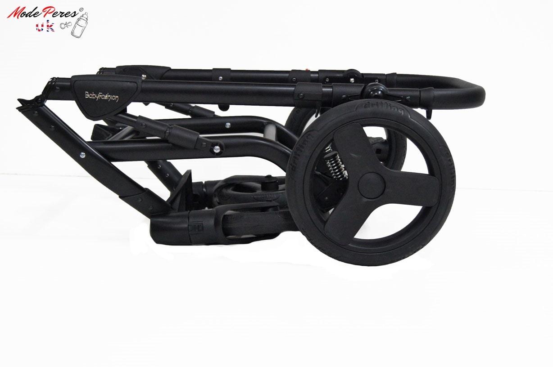 Stilo 3 In 1 Baby Stroller Car Seat Travel System