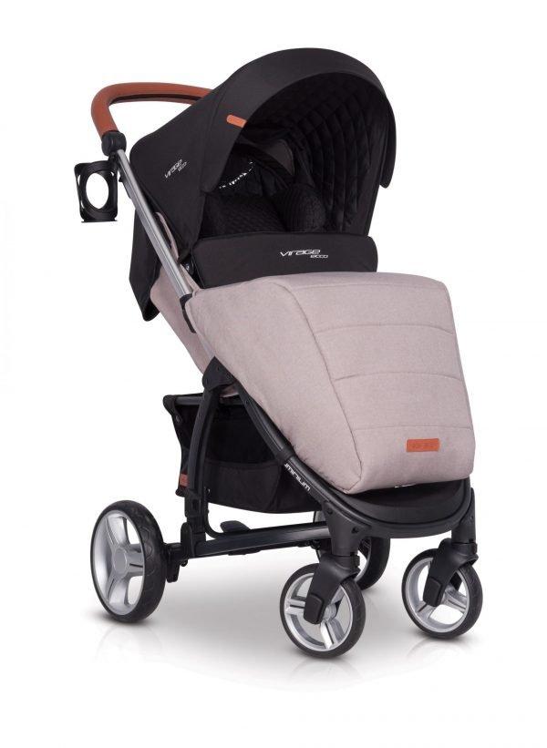 04-1 Euro Cart VIRAGE ECCO Stroller Sand