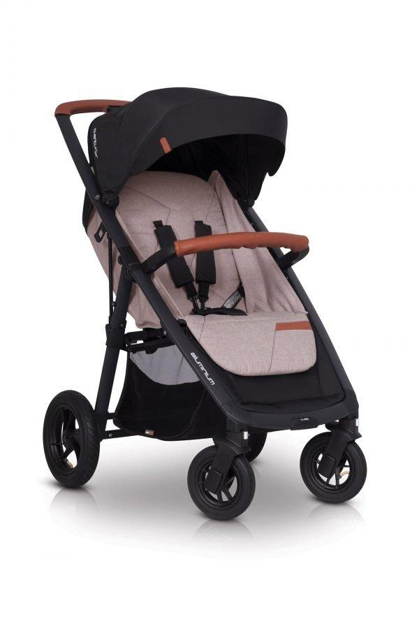 04-3 Euro Cart QUANTUM AIR Stroller Sand