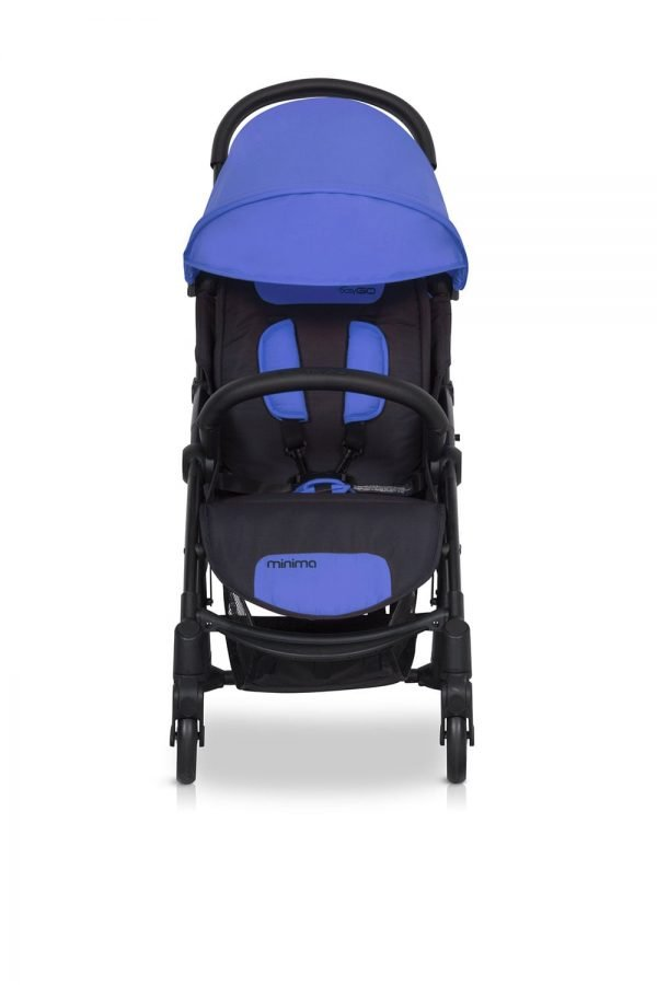 05-1 Euro Cart MINIMA PLUS Stroller Sapphire