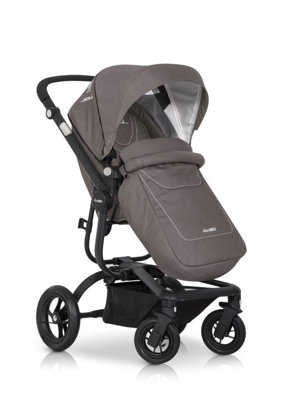 05B Euro Cart SOUL 3in1 Mocca