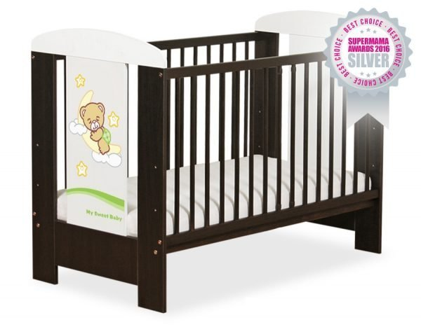 5009-04-808 without Drawer Baby Cot/Cot Bed Good Night