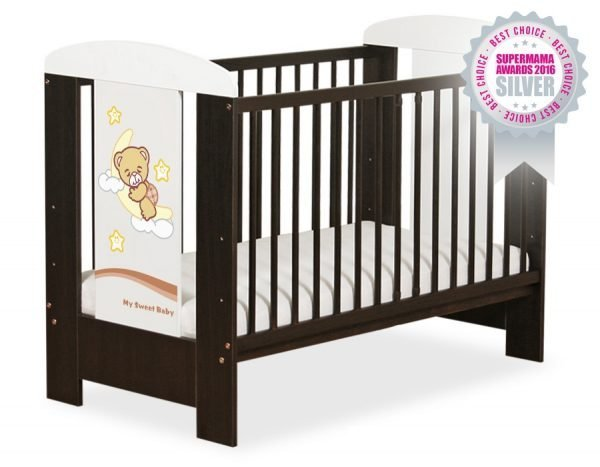 5009-04-809 without Drawer Baby Cot/Cot Bed Good Night