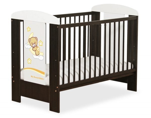 5009-04-8100 without Drawer Baby Cot/Cot Bed Good Night