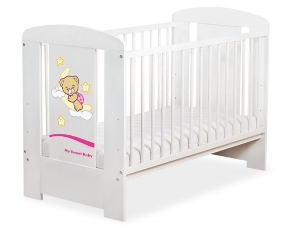 5009-07-806 without Drawer Baby Cot/Cot Bed Good Night