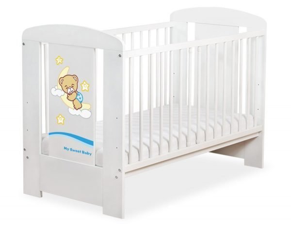5009-07-807 without Drawer Baby Cot/Cot Bed Good Night