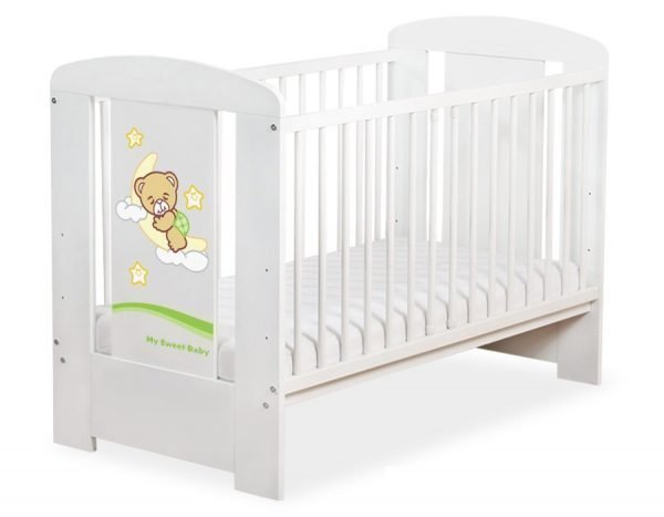 5009-07-808 without Drawer Baby Cot/Cot Bed Good Night