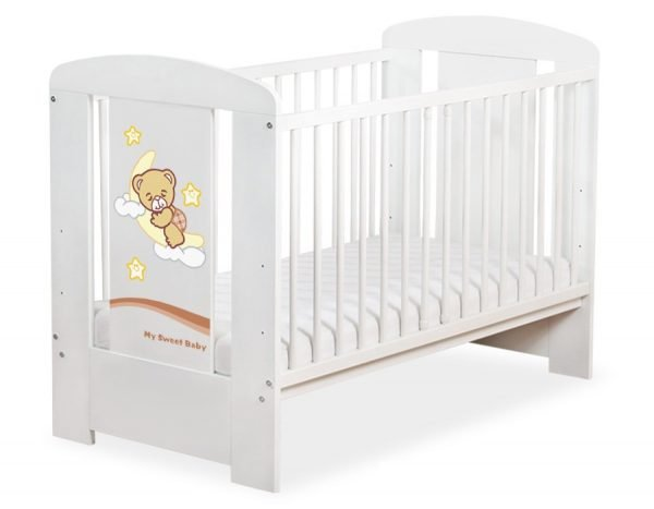 5009-07-809 without Drawer Baby Cot/Cot Bed Good Night