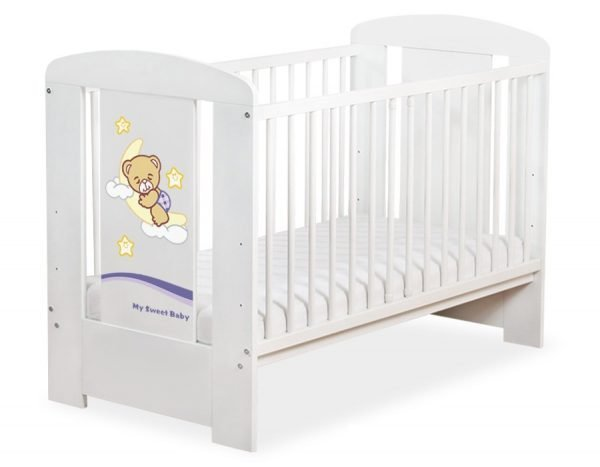 5009-07-811 without Drawer Baby Cot/Cot Bed Good Night