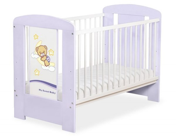 5009-09-811 without Drawer Baby Cot/Cot Bed Good Night