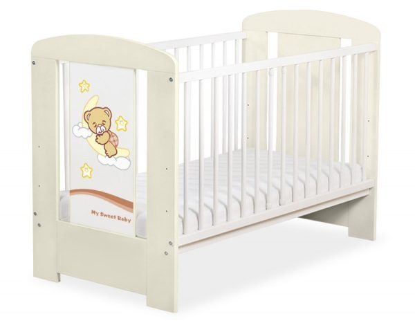5009-10-809 without Drawer Baby Cot/Cot Bed Good Night
