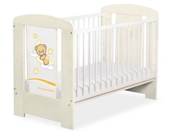 5009-10-810 without Drawer Baby Cot/Cot Bed Good Night