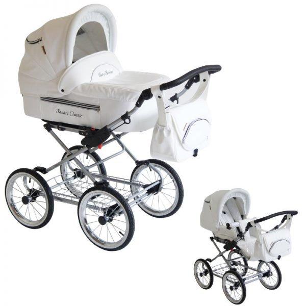 Classic 3 in 1 Baby Pram Travel System