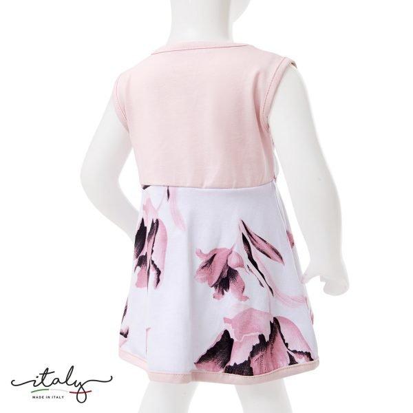 Faries Flower Printed Dress 9037