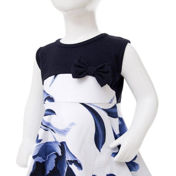 Faries Flower Printed Dress 9042